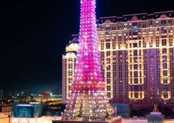 The Parisian Macao Eiffel Tower 5