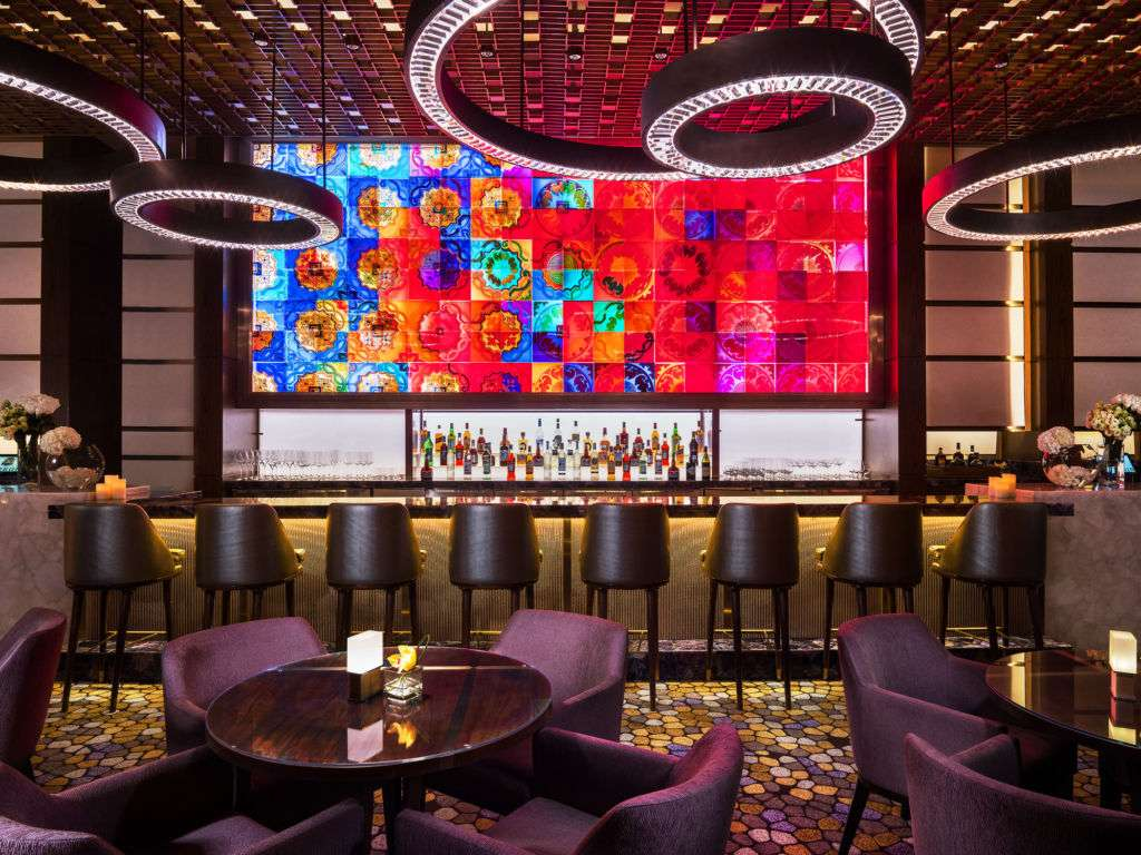 The St. Regis Macao, Cotai Central – The St Regis Bar – Mural