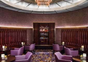 The St. Regis Macao, Cotai Central – The Vault at The St Regis Bar