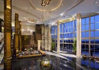Grand Hyatt Macau Lobby – Landscape