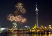 Macao Fireworks