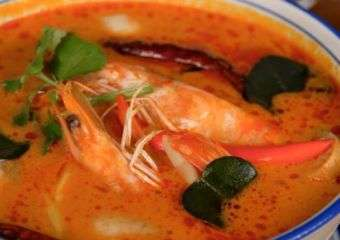 Papermoon Thai Cuisine Tom Yum