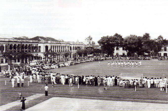 Tap Seac in the 1940's