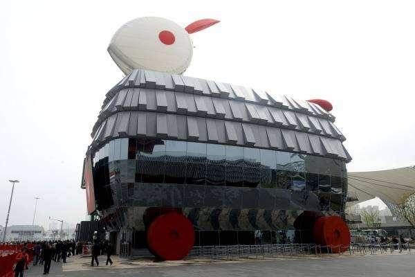 Macau Pavilion – Shanghai World Expo 2010
