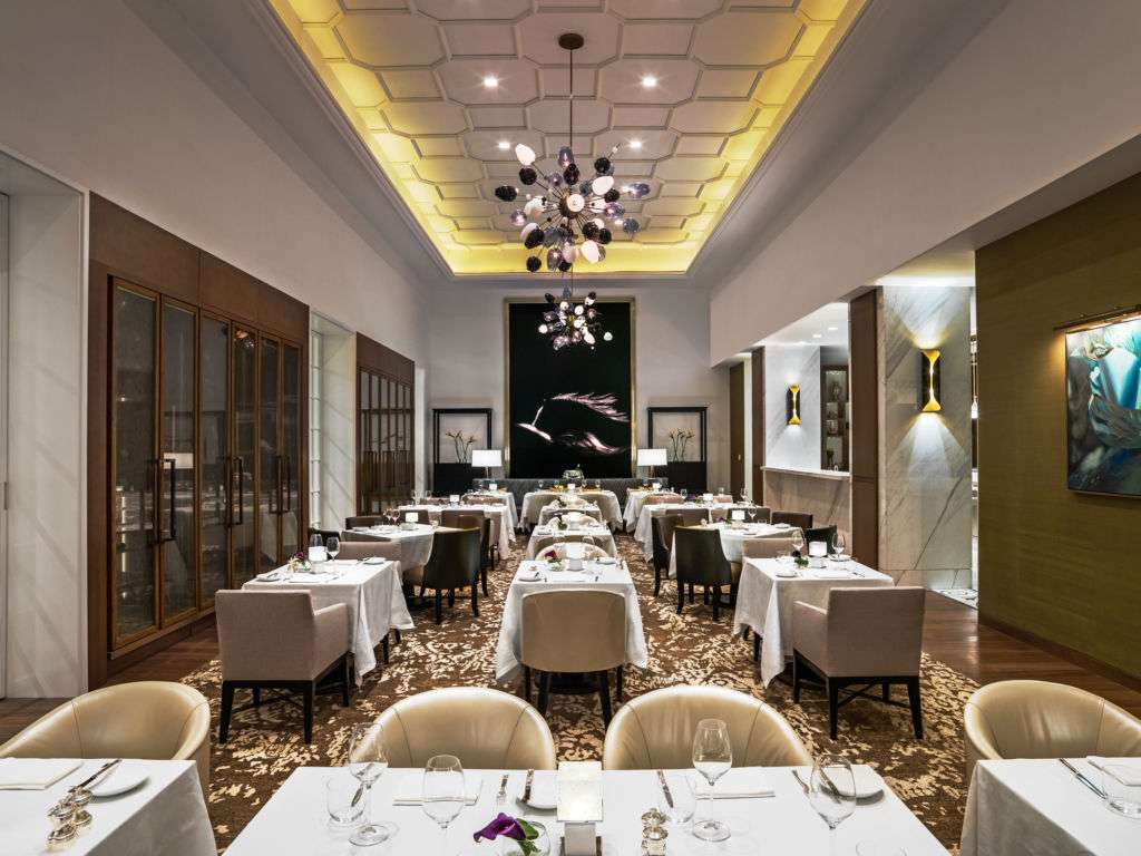 The St. Regis Macao, Cotai Central - The Dining Room at The Manor