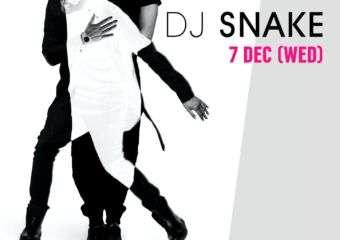 Club Cubic presents DJ SNAKE