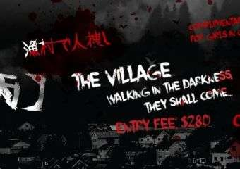 Club Cubic presents The Village Halloween Party