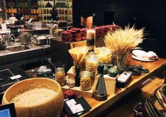 Some more food ingredients at mezza9 at Grand Hyatt in Macau