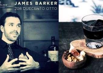 Guest Mixologist James Barker