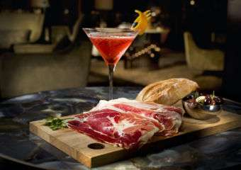JW Macau_The Lounge_Pata Negra Ham