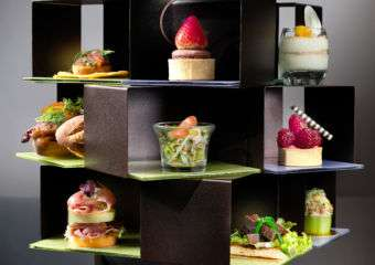 JW Marriott Hotel Macau_The Lounge Afternoon Tea Set
