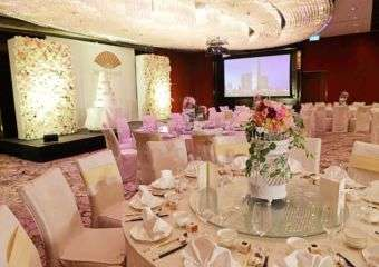Mandarin oriental Wedding 3