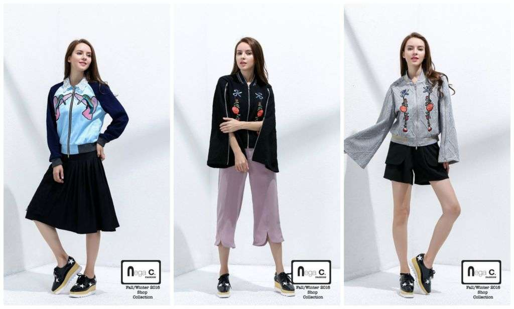 Chic and classy designed clothes