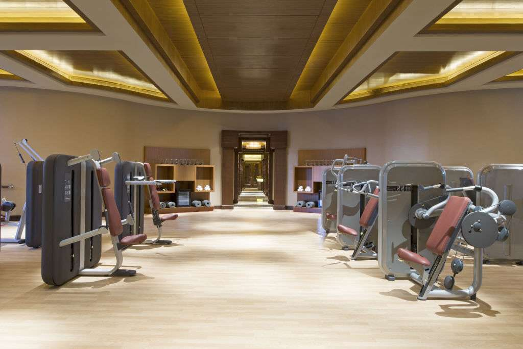 Fitness at Sheraton Grand Macao Hotel