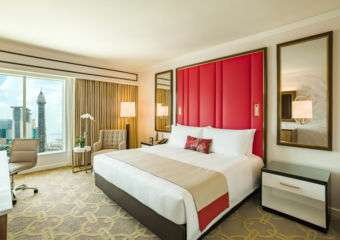 The Parisian Macao – Deluxe Room