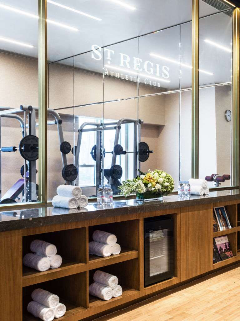 The St. Regis Athletic Club