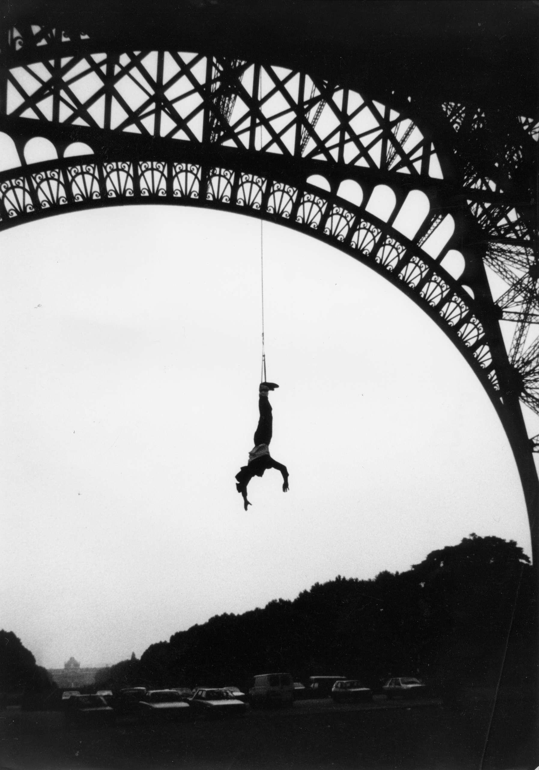AJ Hackett Eiffel Tower 2