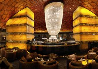 Conrad Macao Lobby Lounge