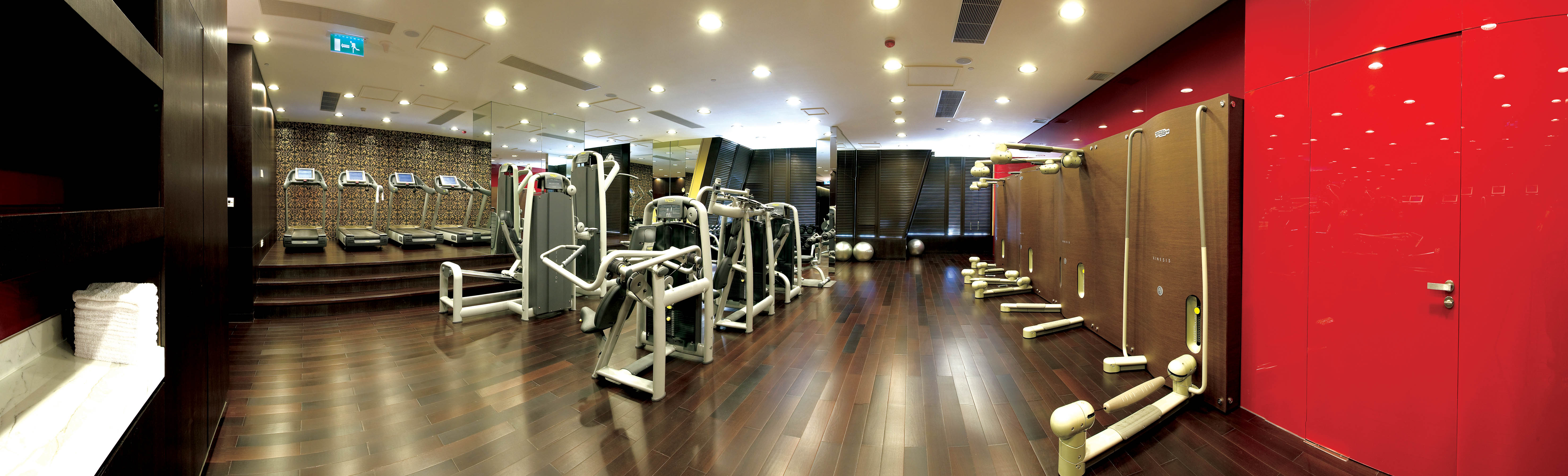 Grand Lisboa Hotel_Fitness Center
