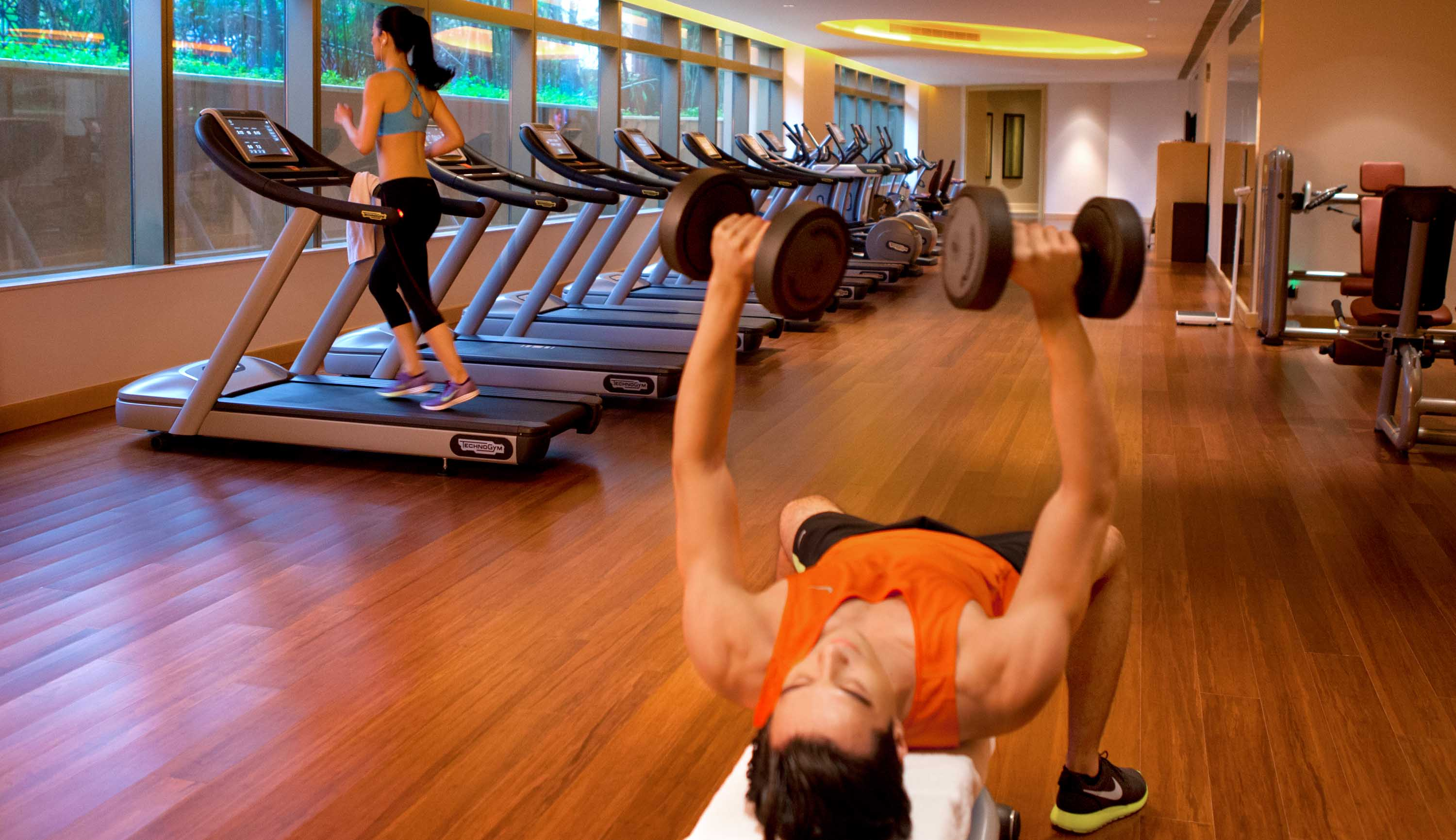 Health Club-Holiday-Inn-Macao