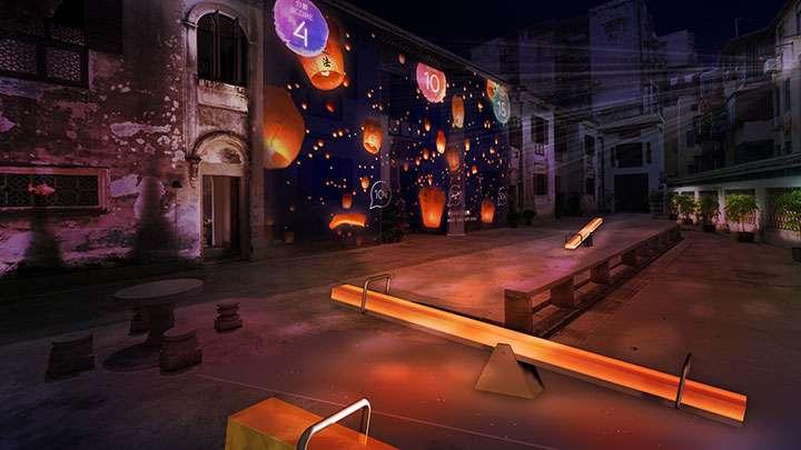 Macao Light Festival 2016 – Treasure of Light Mandarin House