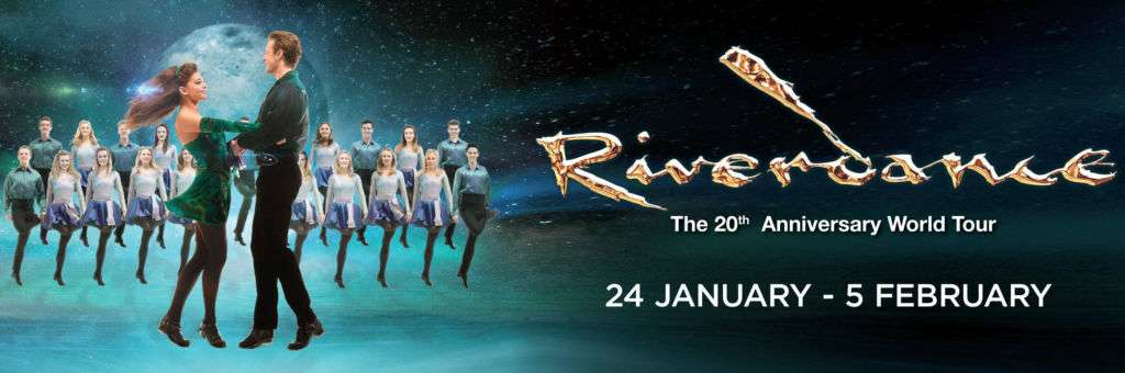 Riverdance, the 20th Anniversary World Tour at the Venetian in Macau