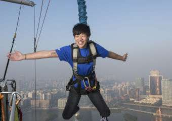 Skyjump Promo Photo 1