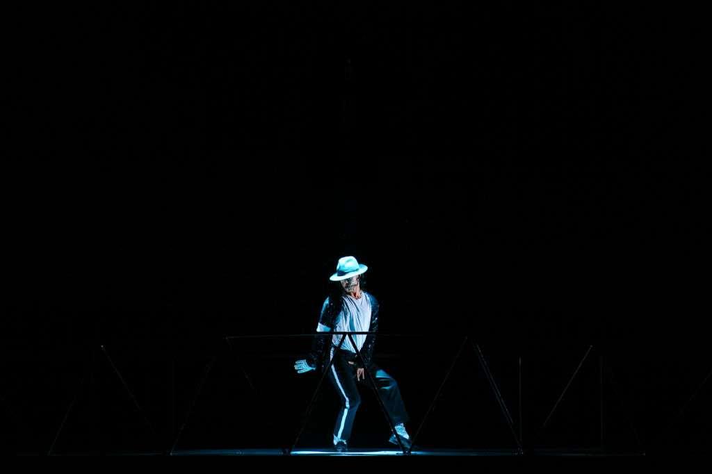 Thriller Live - Billie Jean 3
