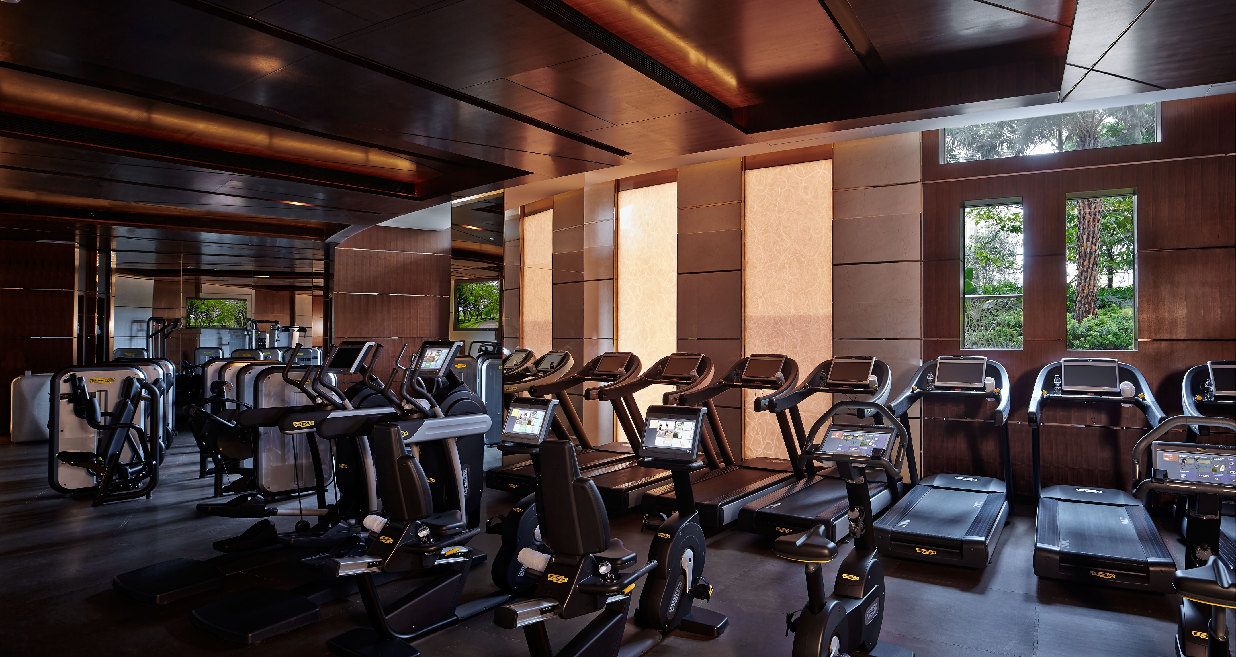 Wellness Health Club at JW Marriott Hotel Macau
