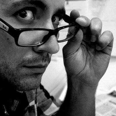 Close up shot of Gonçalo Lobo Pinheiro