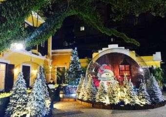 Christmas Market Macau Albergue