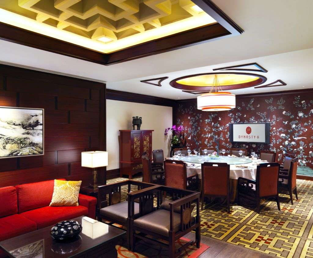 Conrad Macao's award-winning Dynasty 8 Chinese Restaurants Macau