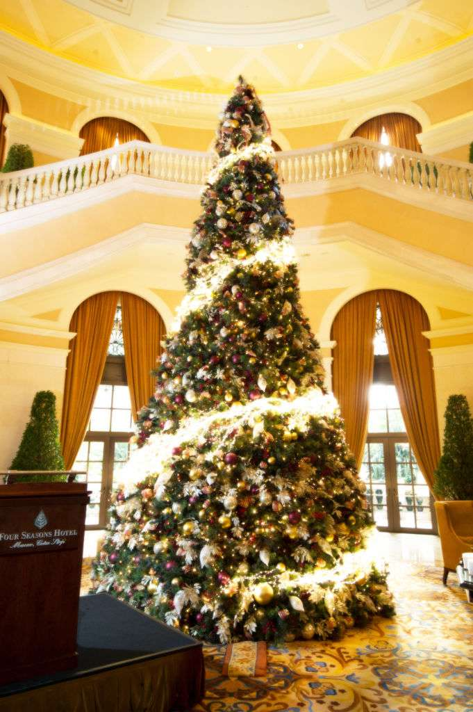 Macau\'s Most Beautiful Christmas Trees - Macau Lifestyle