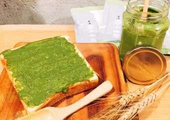 OOPS Warehouse matcha toast