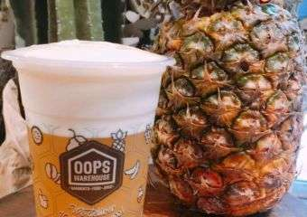 OOPS Warehouse pineapple