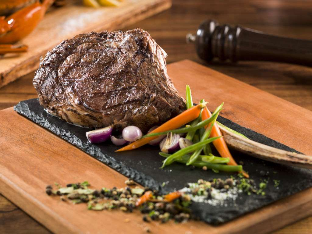Sands Macau – Copa – USDA Prime Tomahawk Steak