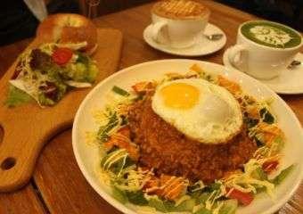 THE JOY OF LIVING CAFE – TACO RICE