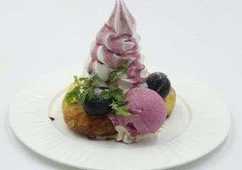 Ufufu crossiant dessert