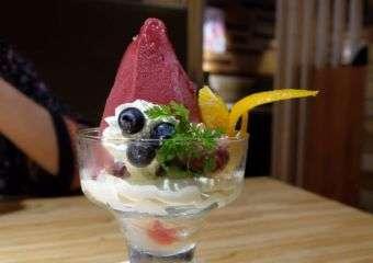Ufufu dessert