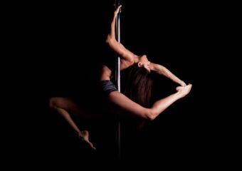 Warrior Pole and Aerial studio taipa macau pole dance