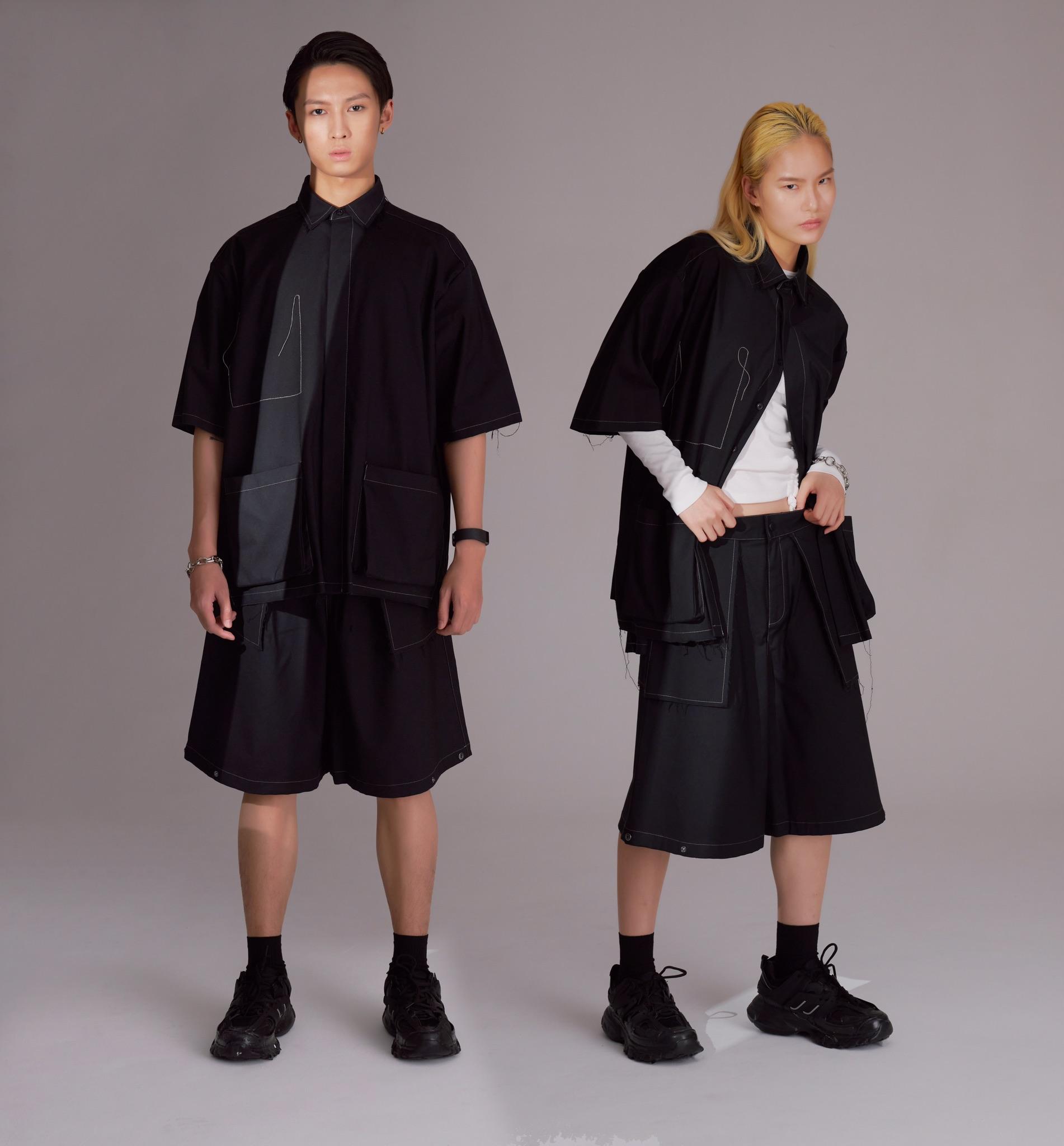 common comma macau fashion brand models Source Brand