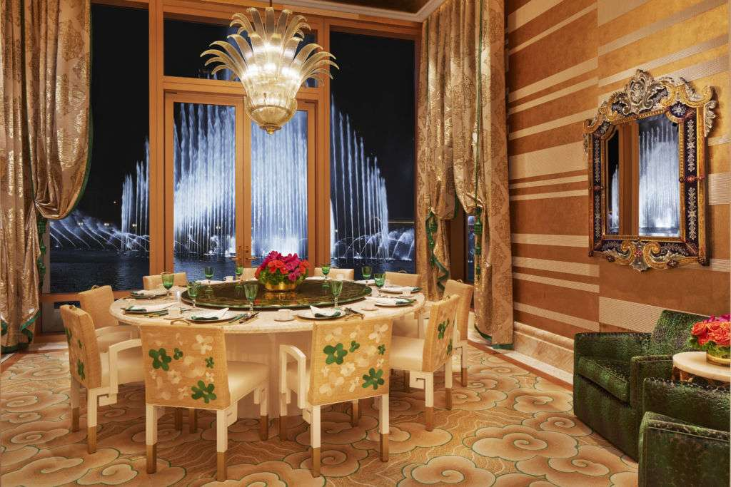 Win Lei Palace private dining room