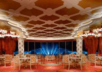Fontana Buffet dining room