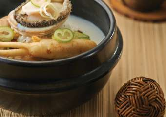 Hongjiade Abalone Chicken Soup