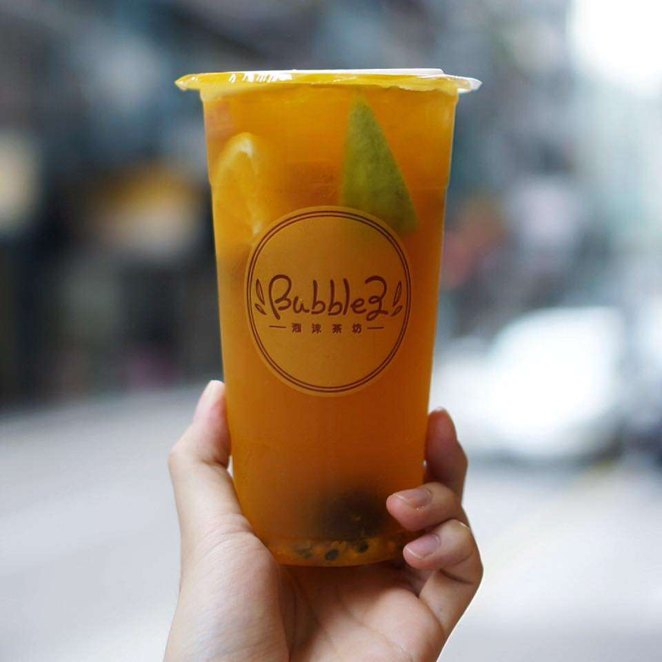 Bubblez Fruit Tea Macau Drinks Macau Lifestyle
