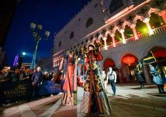 CNY 3D Light and Sound Show Launches at Venetian 4