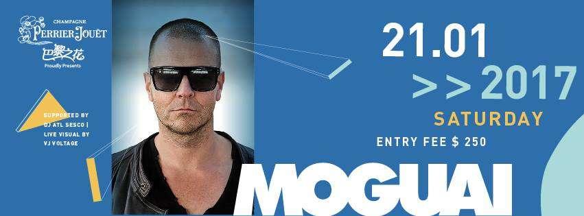 Club Cubic presents Moguai