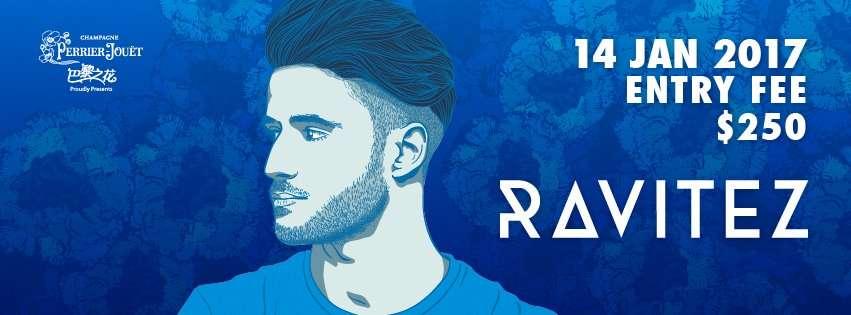 Club Cubic presents Ravitez