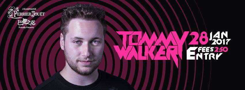 Club Cubic presents Tommy Walker