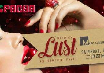 LUST – An Erotica Party 2nd Edition